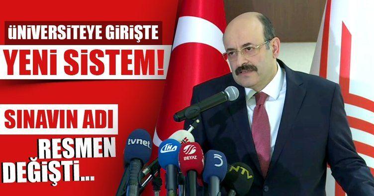 YENİ SINAV SİSTEMİ!