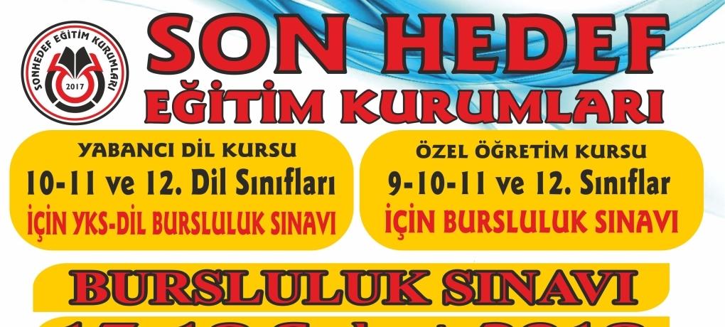 BURSLULUK SINAVI GAZİANTEP